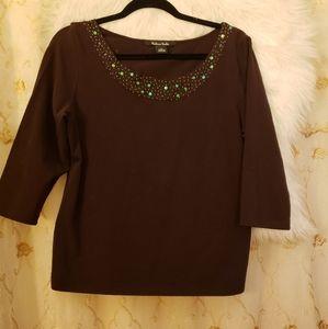 Madison Studio blouse